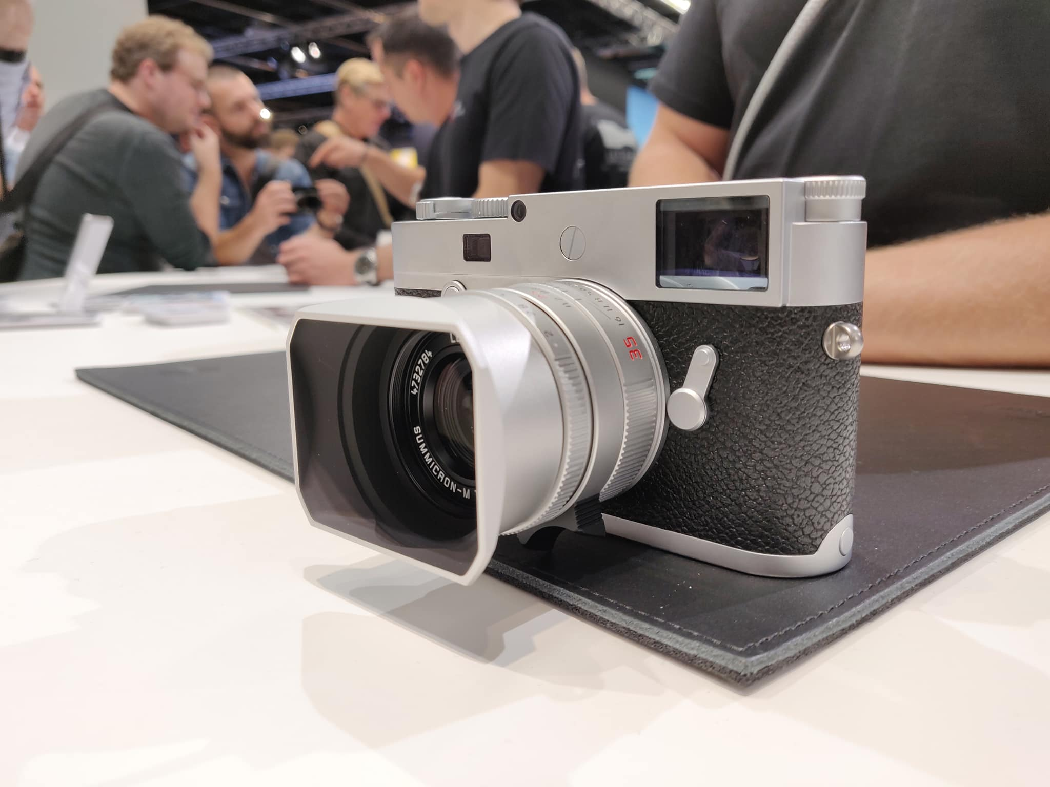 Leica M10-P: a new level of understatement