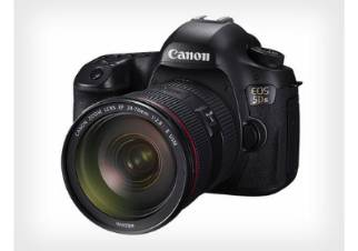 4K video might be missing from Canon EOS 5Ds