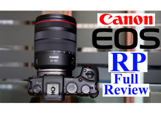 Canon EOS RP Full Review