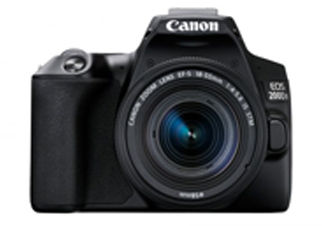 Canon launches EOS 200D II DSLR with With Dual Pixel AF, 4K
