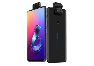 Asus 6z launched in India with a flip camera