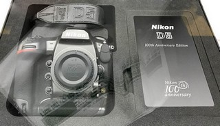 Nikon's Ultra-Limited Edition 100th Anniversary DSLRs and Lenses