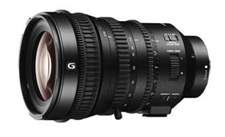 Sony introduces new Super 35mm / APS-C Professional lens