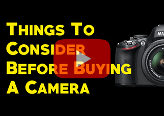 Things to Consider Before Buying a Camera